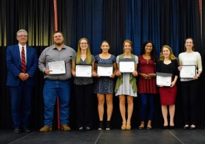 2018 Dean's Student Excellence Recipients