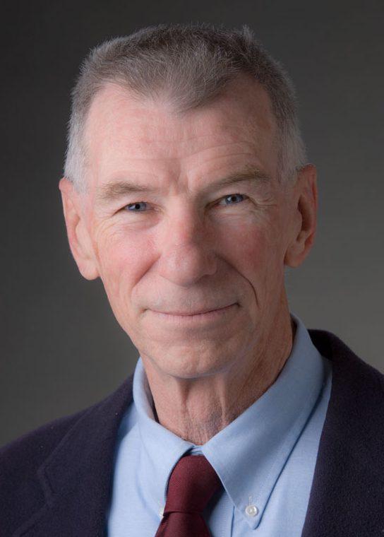 Photo of Dr. John Cogley