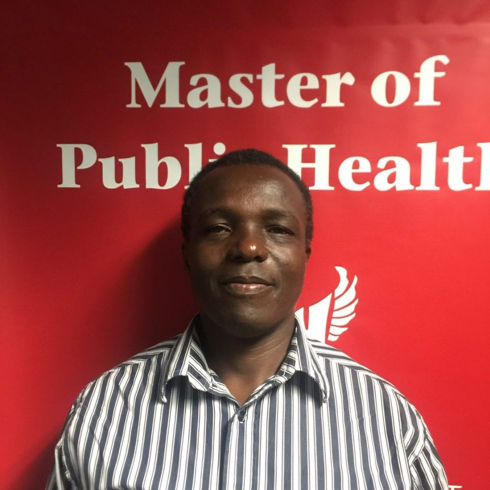 Photo of Ben Poku, PhD, MPH