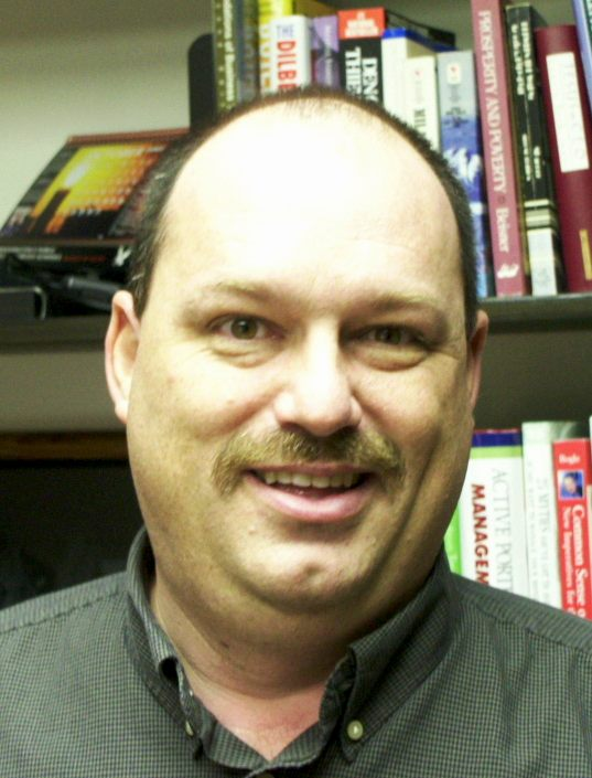 Photo of Brian Grinder, PhD