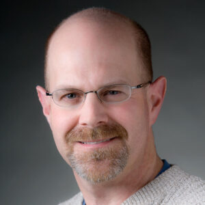 Photo of Nick Jackson, PhD