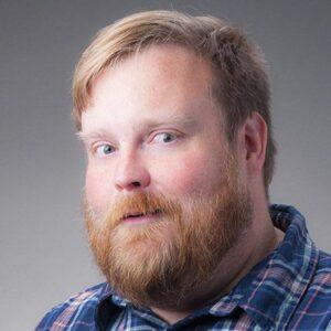 Photo of Ryan Parrey, PhD