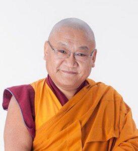 Photo of Venerable Geshe Thupten Phelgye
