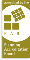 PAB Accreditation Seal