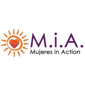 Mujeres in Action Logo
