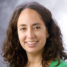 Photo of Andrea Castillo, PhD
