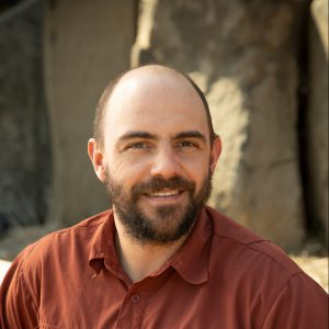 Photo of Nigel Davies