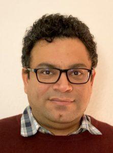Photo of Hessam Gharavi