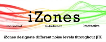 iZone Use Areas logo