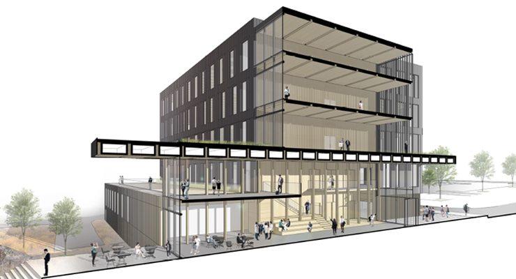 Catalyst Building rendering