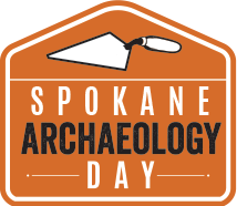 Logo: Spokane Archaeology Day